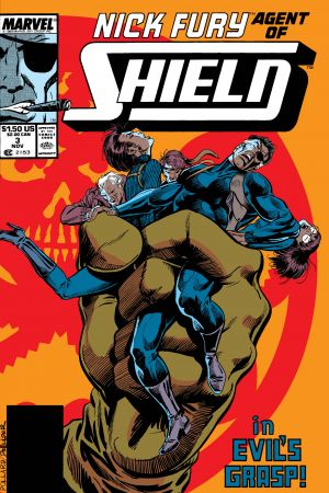 Nick Fury, Agent of S.H.I.E.L.D. #3