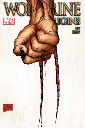 Wolverine Origins (2006) #10