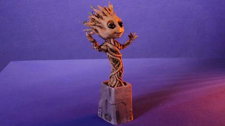 Make It Marvel: Baby Groot
