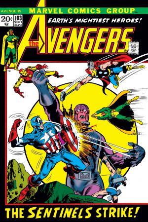 Avengers (1963) #103