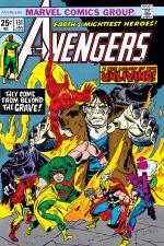 Avengers (1963) #131 cover