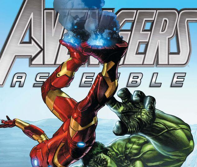 AVENGERS ASSEMBLE (2012) #11