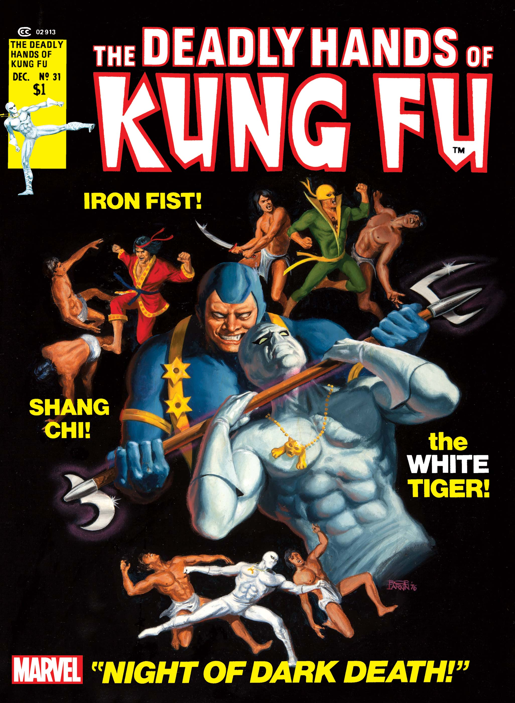 Deadly Hands of Kung Fu (1974) #31