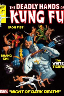 Deadly Hands of Kung Fu #31
