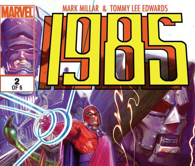 Marvel 1985 (2008) #2