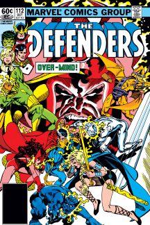 Defenders (1972) #112