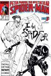 Cover for PETER PARKER, THE SPECTACULAR SPIDER-MAN 133
