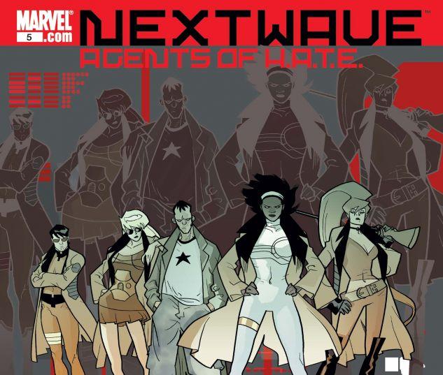 NEXTWAVE: AGENTS OF H.A.T.E. (2006) #5