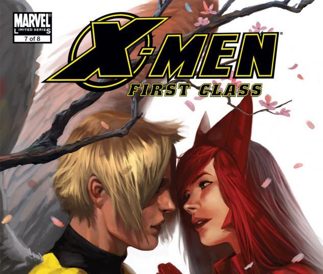 X-Men: First Class (2006) #7 Cover