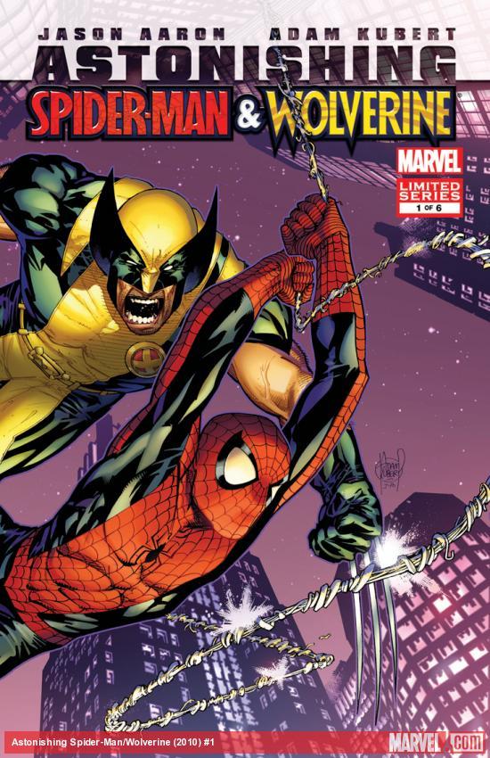 Astonishing Spider-Man & Wolverine (2010) #1