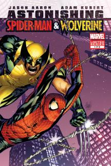 Astonishing Spider-Man/Wolverine #1