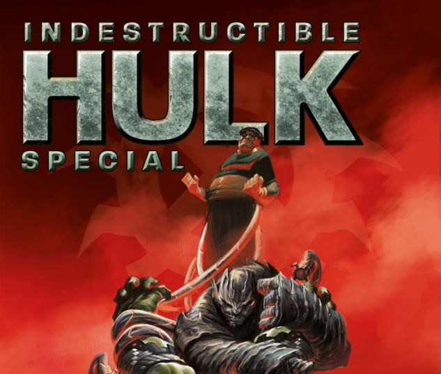 INDESTRUCTIBLE HULK SPECIAL 1 (WITH DIGITAL CODE)
