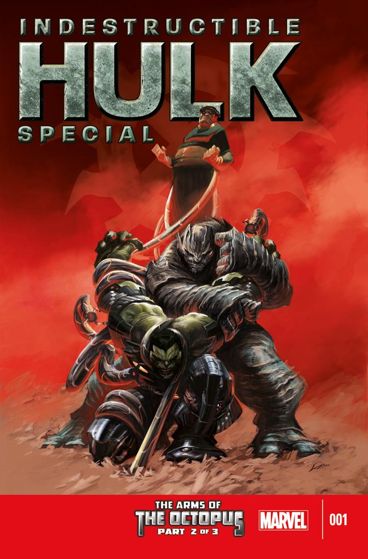 Indestructible Hulk Special (2013) #1