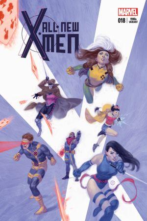 All-New X-Men (2012) #18 (Tedesco 90s Variant)