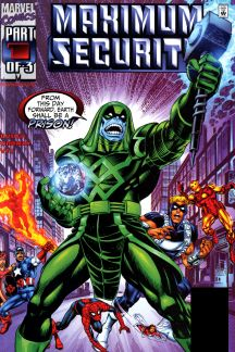Maximum Security (2000) #1