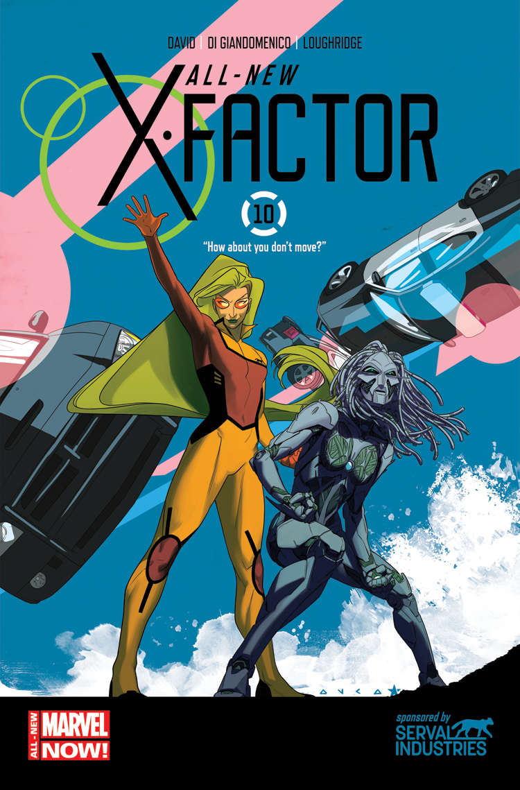 All-New X-Factor (2014) #10