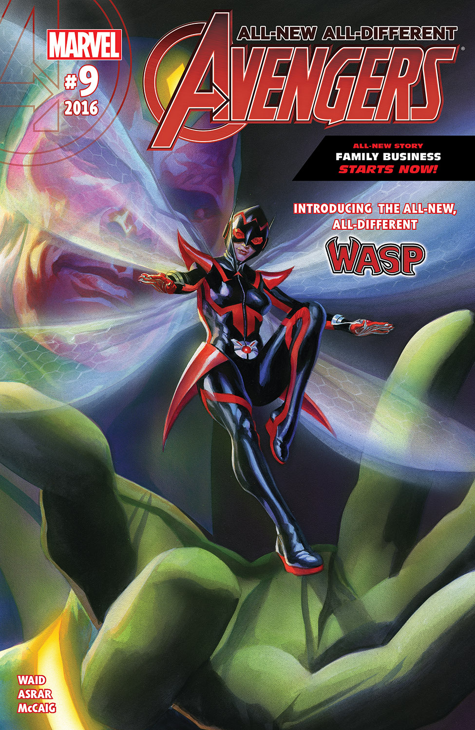 All-New, All-Different Avengers (2015) #9