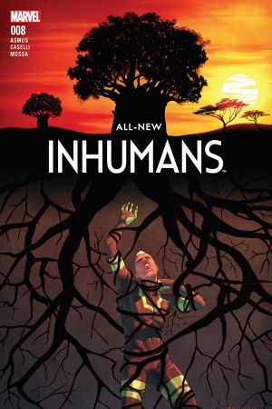 All-New Inhumans #8