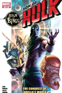 Realm of Kings: Son of Hulk #1