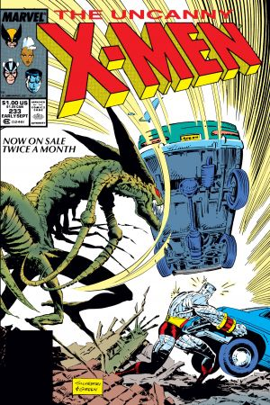 Uncanny X-Men (1963) #233