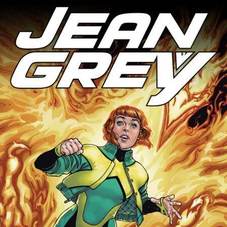 Jean Grey (2017 - 2018)