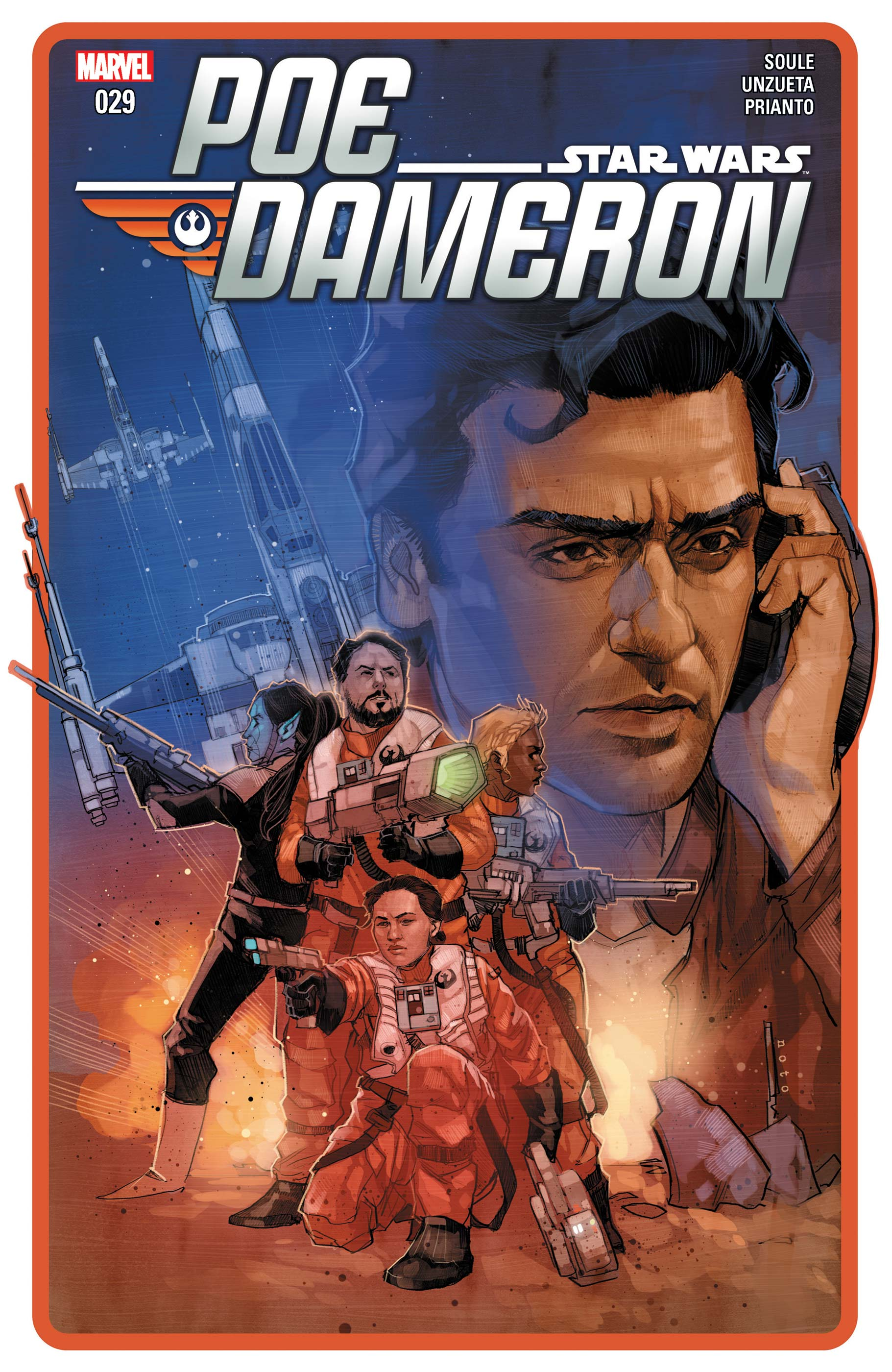 Star Wars: Poe Dameron (2016) #29