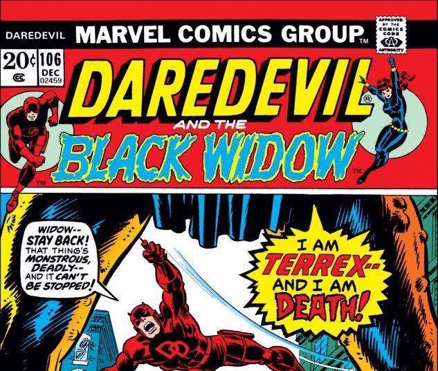 DAREDEVIL (1964) #106