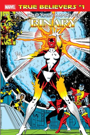 True Believers: Captain Marvel - Binary #1