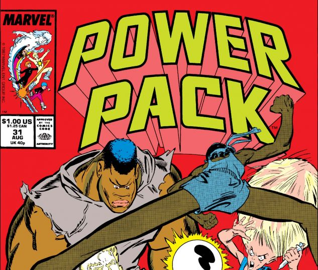Power Pack (1984) #31