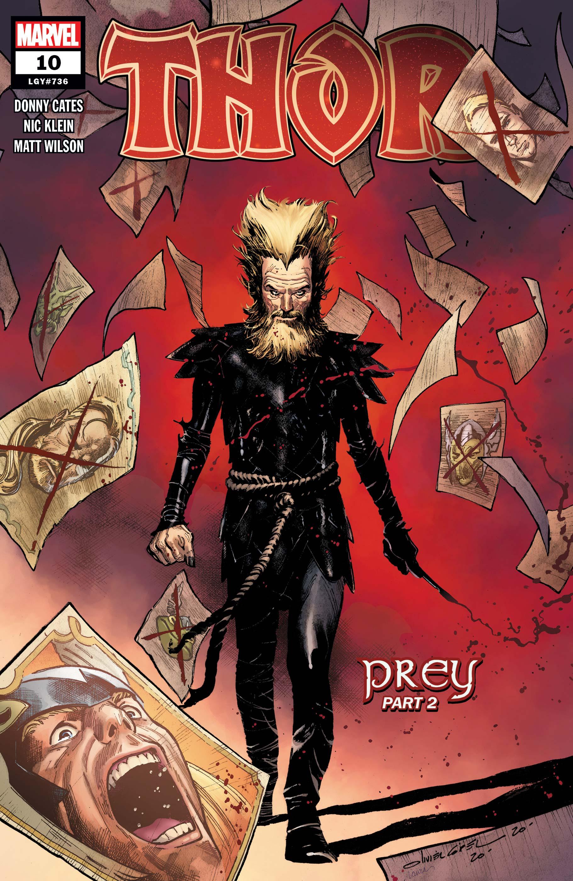 Thor (2020) #10