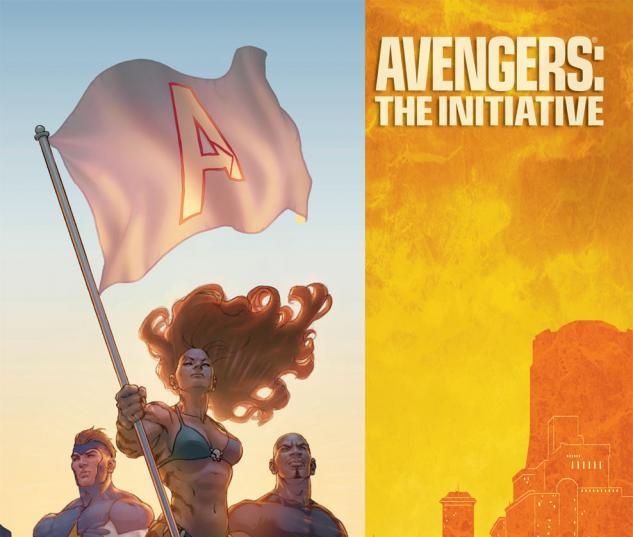 Avengers: The Initiative (2007) #35
