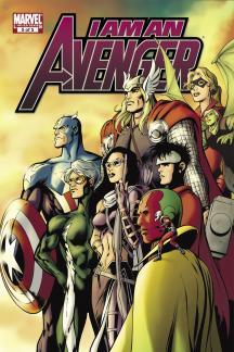 I Am an Avenger #5