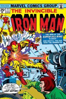 Iron Man (1968) #77