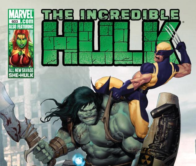 Incredible Hulks (2009) #603