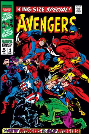 Avengers Annual #2