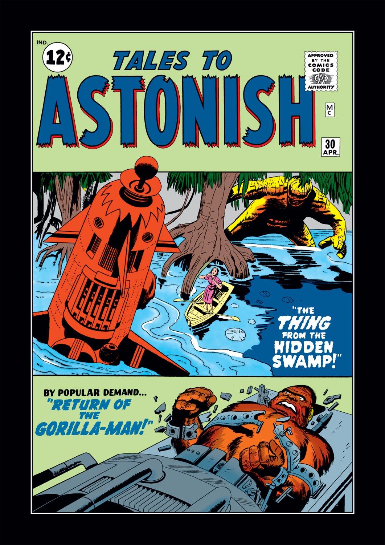 Tales to Astonish (1959) #30