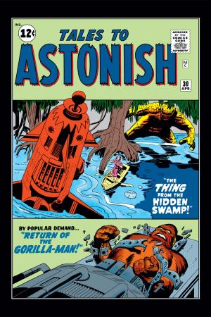 Tales to Astonish #30