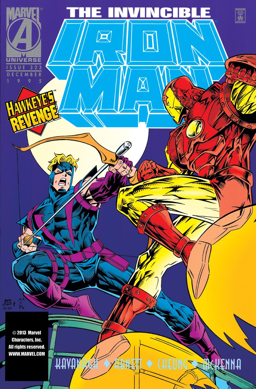 Iron Man (1968) #323