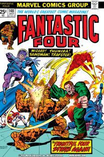 Fantastic Four (1961) #148