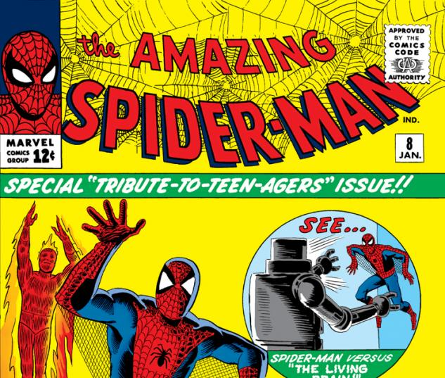 Amazing Spider-Man (1963) #8