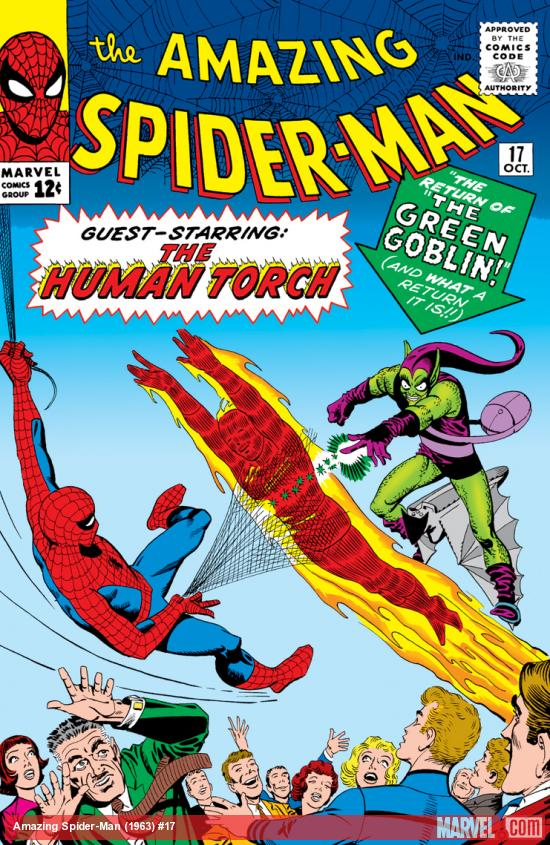 The Amazing Spider-Man (1963) #17