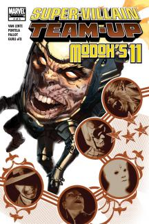 Super-Villain Team-Up/Modok's 11 #2