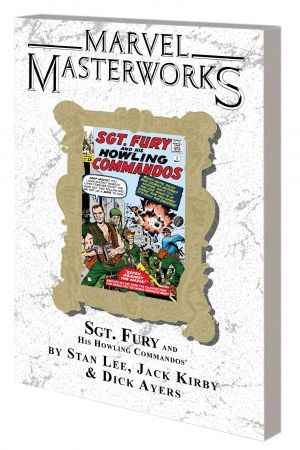MARVEL MASTERWORKS: SGT. FURY VOL. 1 TPB VARIANT (DM ONLY) (Trade Paperback)