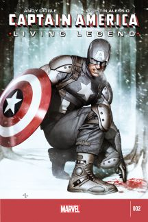Captain America: Living Legend (2010) #2