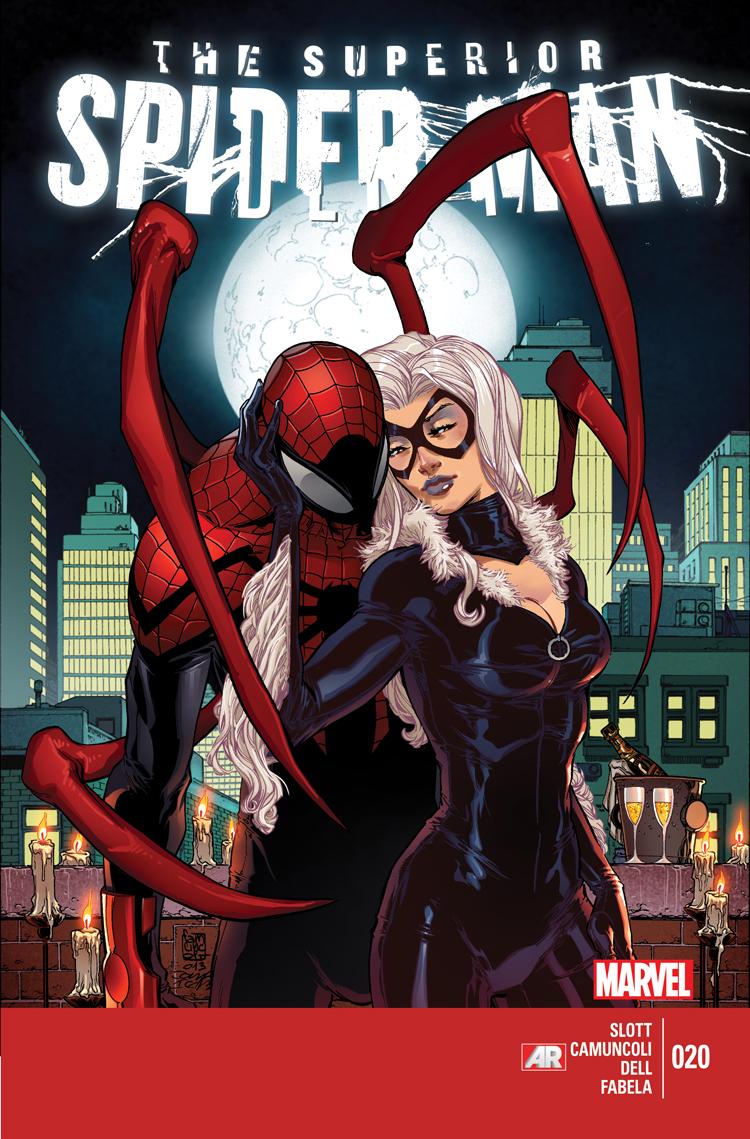 Superior Spider-Man (2013) #20