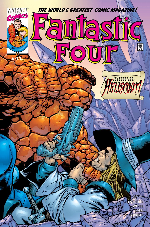 Fantastic Four (1998) #41