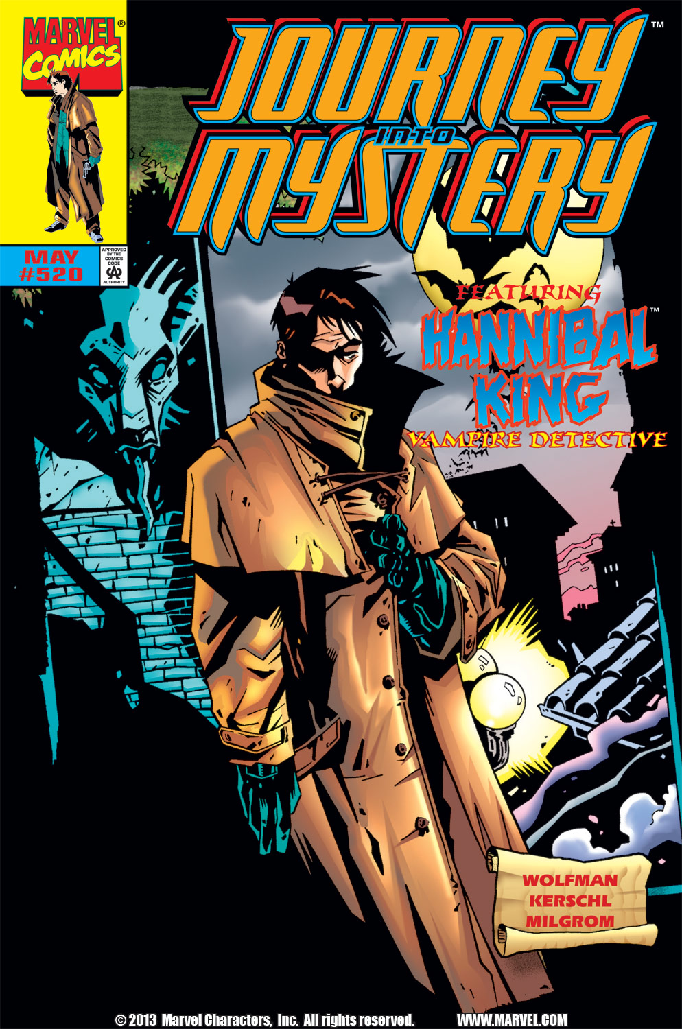 Journey Into Mystery (1996) #520