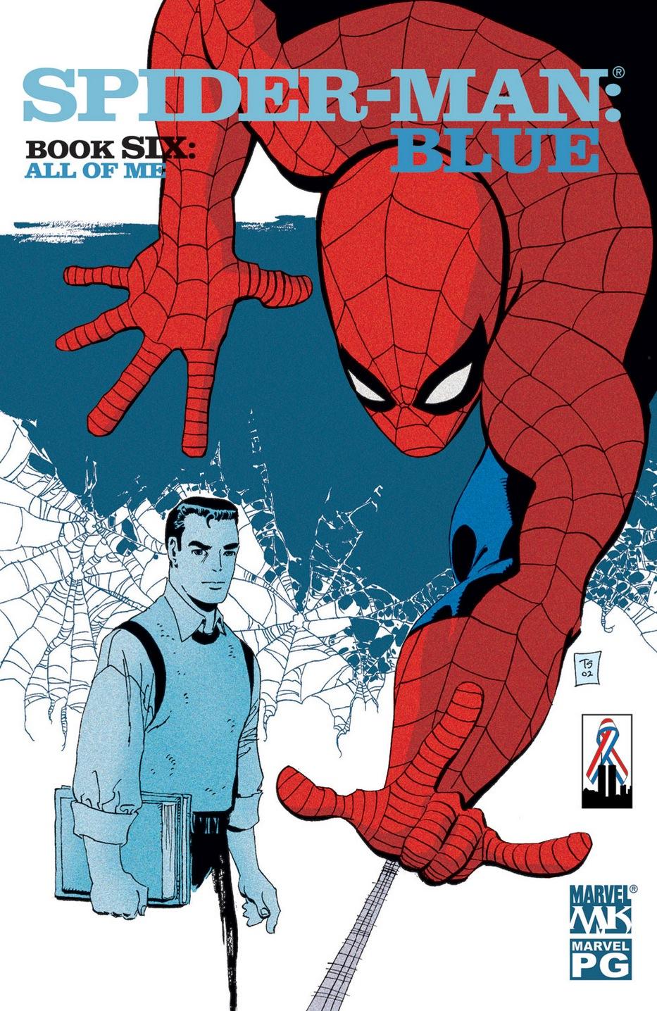 Spider-Man: Blue (2002) #6