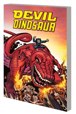 Devil Dinosaur by Jack Kirby: The Complete Collection (Trade Paperback)
