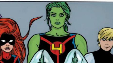 Marvel AR: FF #4 Cover Recap